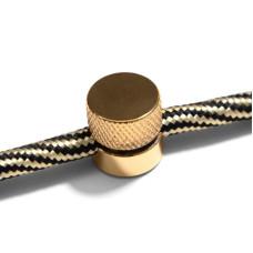 Cable clamp - Sarè Brass