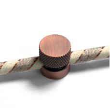 Cable clamp - Sarè Brushed Copper