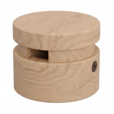 Terminal block wood