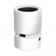 Lamp holder white ES