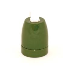 Lamp holder Porcelain ES