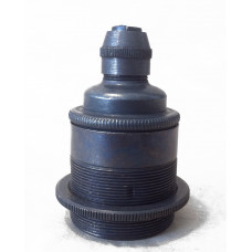 Lamp holder bronze ES