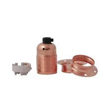 Lamp holder shade rings ES