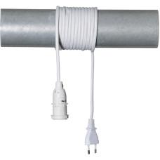 Cord set 3,5M White