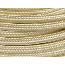 Fabric cable Champagne