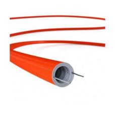 Creative tube fluo orange
